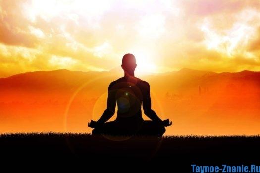 пасивная медитация